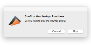 """Restore Purchase"" option failure in App Store"
