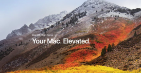 New macOS 10.13 High Sierra. What's new and compatibility
