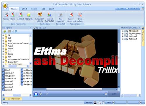 Flex Decompiler