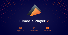 Welcome new Elmedia Player 7.0 with powerful streaming possibilities!
