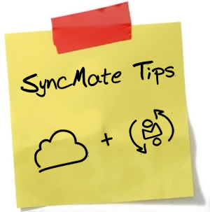 SyncMate Tips #2  Move iCal events back on Mac after using