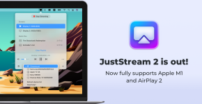 New JustStream Version 2.0 Hits the Shelves!