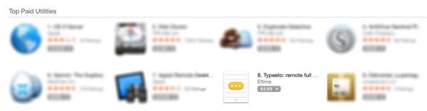Typeeto hits Top 10!