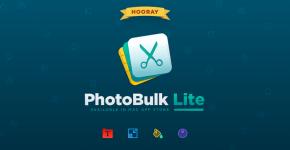 PhotoBulk goes Free!