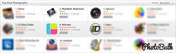 PhotoBulk on the Mac App Store
