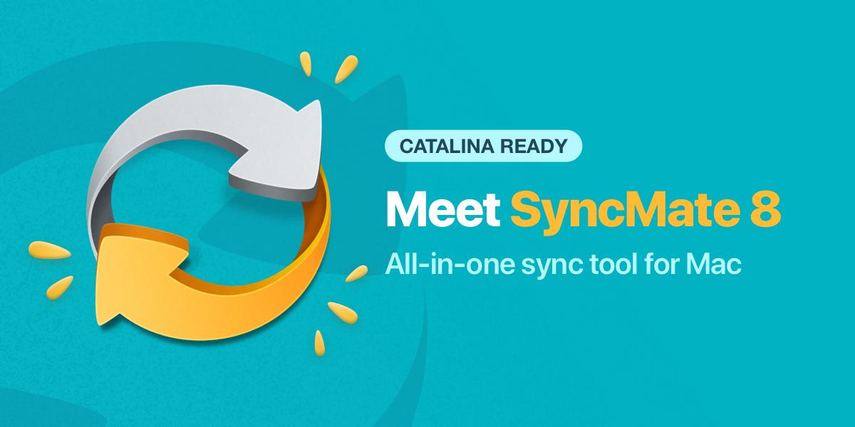 Meet SyncMate 8