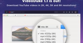 Hey, video lovers! Are you ready for the new release of VideoDuke? 3...2...1...