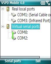 Virtual Serial Port Driver Mobile