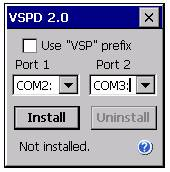 Virtual Serial Ports Driver CE Download