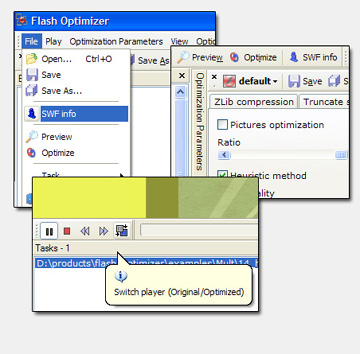 Flash Optimizer