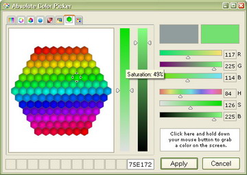 Preview, pick, customize, adjust, manage - rule the color with FREE Color Picker!