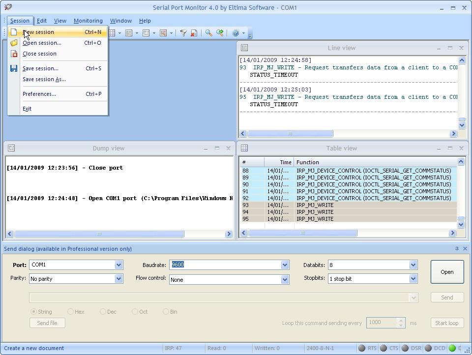 Blog archives gameskey - Serial port monitor ...