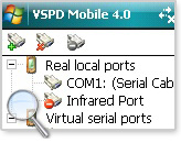 mobile serial port driver