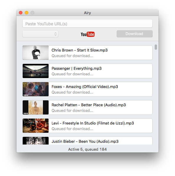 iFunia Free YouTube Downloader Alternatives for Mac