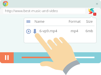 YouTube to MP3 extension for Chrome