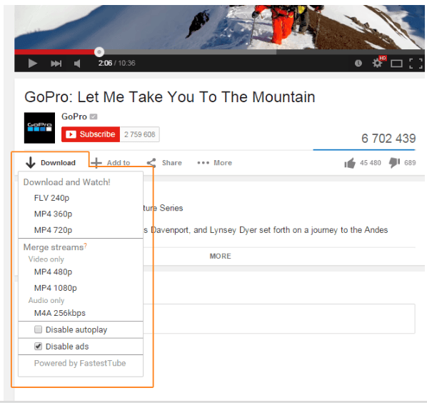 Top YouTube to MP3 Extensions for Chrome, Firefox, Opera, Safari