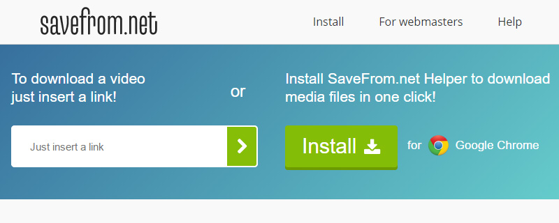 SaveFrom.Net