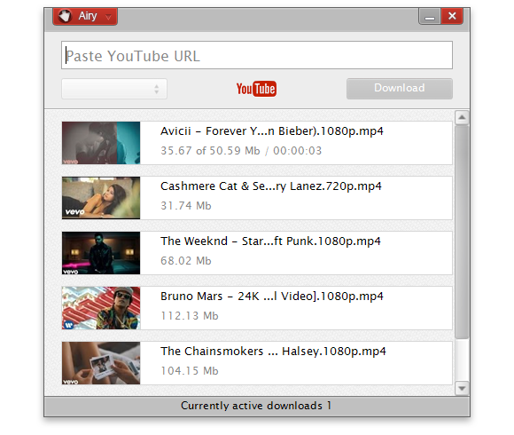 Top apps to download youtube videos to mp3 on Mac/Windows/Android