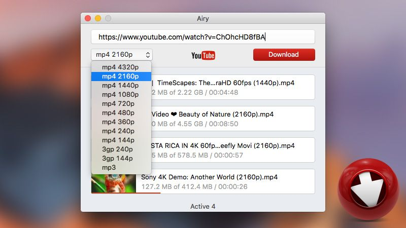 recording audio on mac from youtube