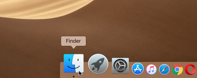 How to uninstall on Mac using the Finder