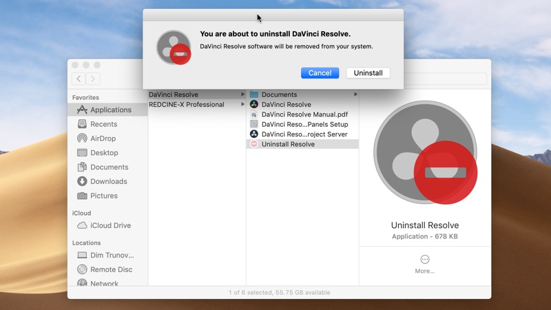 How to delete apps on Mac via Uninstaller