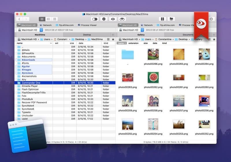 Mac file manager
