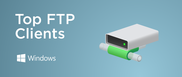 Windows FTP clients