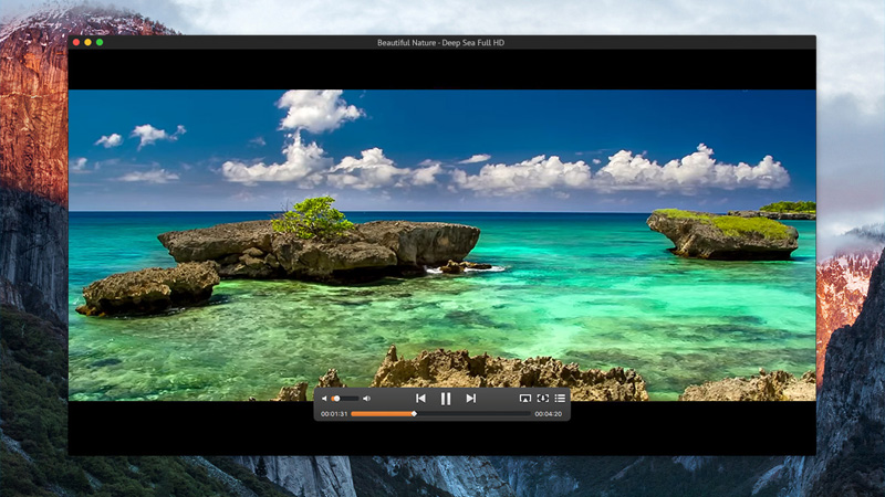 Elmedia Player PRO screenshot