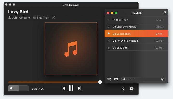 Top 8 MP3 Players for macOS Sierra