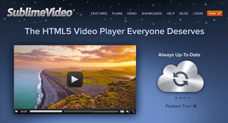 SublimeVideo Player
