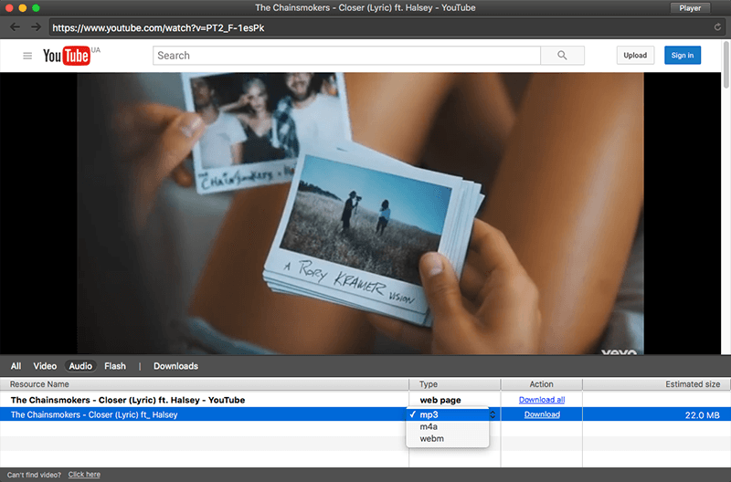 Get know about YouTube music player for macOS