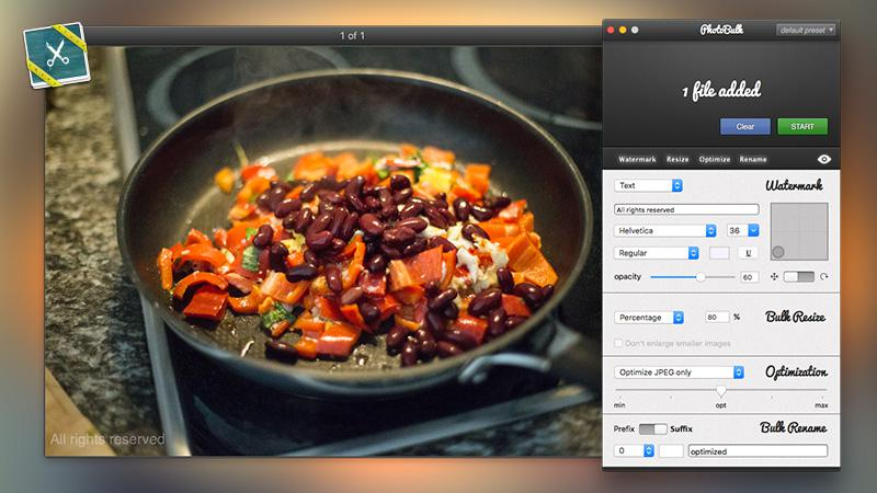 Image editing software Mac