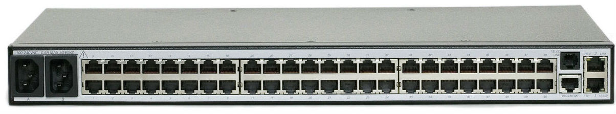 Serial to Ethernet Connector