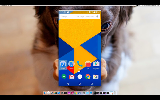Vysor puts your Android on your desktop