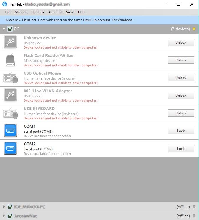 Best Serial over Network apps - share Serial port over Network