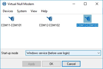 Virtual Null Modem di AGG Software