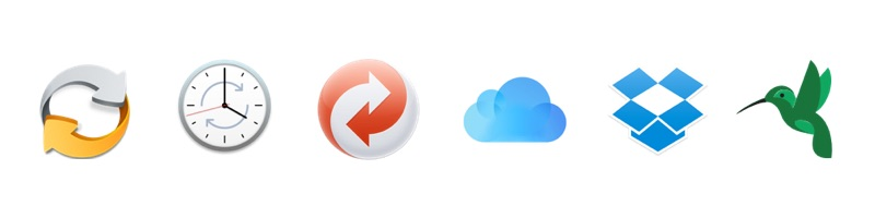 List of apps to sync Mac