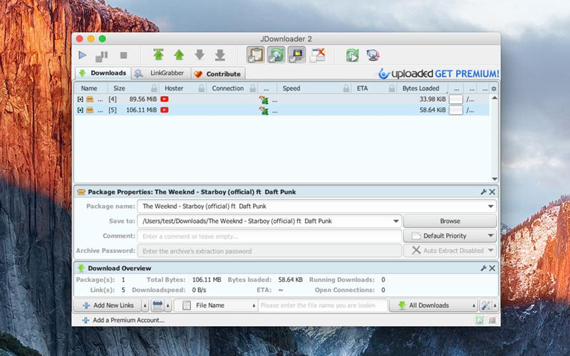 Movie downloader for mac