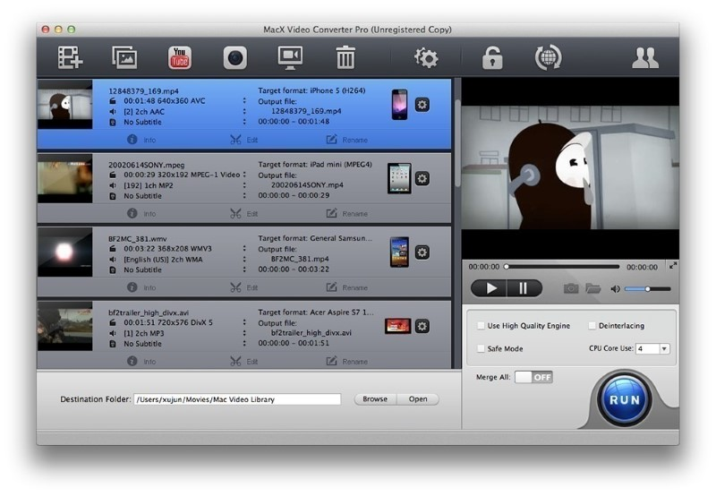 macx video downloader for Mac
