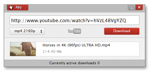 Airy youtube downloader can save videos from youtube save video from youtube ccuart Images