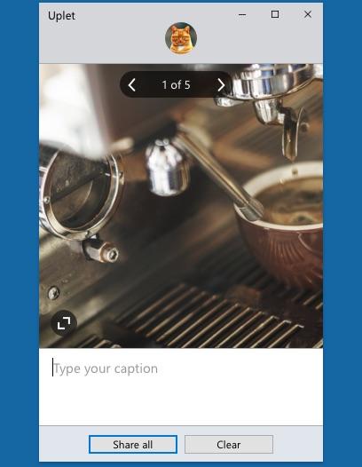 Instagram uploader for windows pc uplet uplet edit each photo ccuart Images