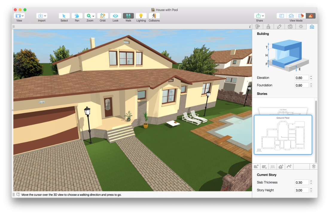 Live Home 3D screenshot